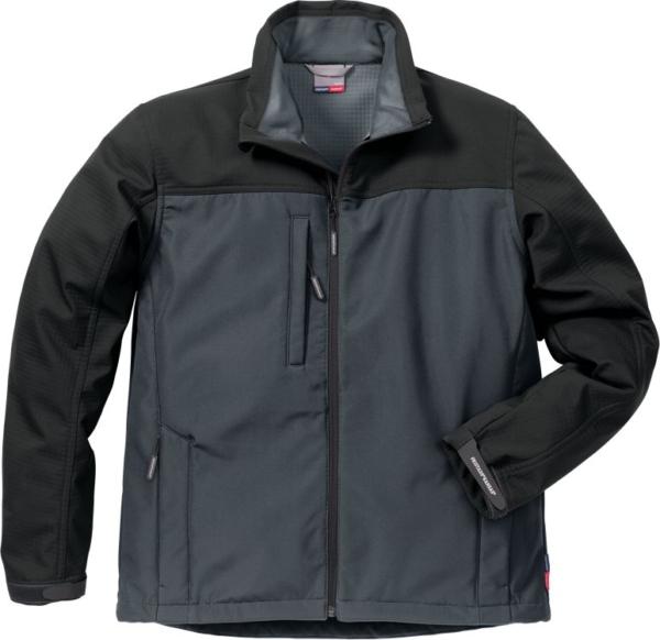 Fristads - Icon Two Softshell-Jacke 4119 SSR Grau/Schwarz S