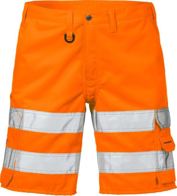 Fristads - High Vis Shorts Kl. 2 2528 THL Warnschutz-Orange C44