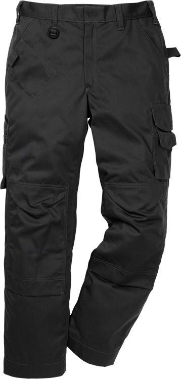 Fristads - Icon One Hose 2112 Luxe, mit Knietaschen Schwarz C42