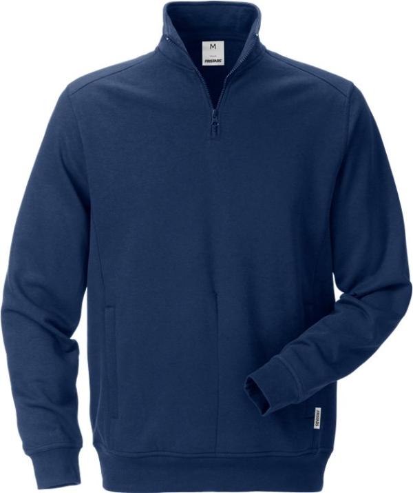 Fristads - Sweatshirt 7607 SM Dunkelblau S