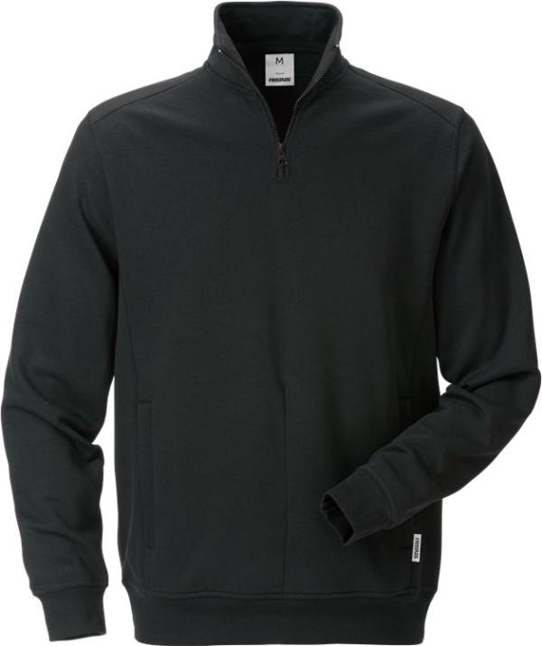 Fristads - Sweatshirt 7607 SM Schwarz S