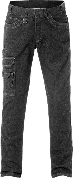 Fristads - Service Stretch-Jeans 2501 DCS Schwarz C42
