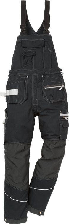Fristads - Handwerkerlatzhose 1122 CYD Schwarz C44