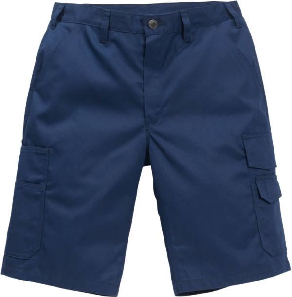Fristads - Shorts 2508 P154 Dunkelblau C44