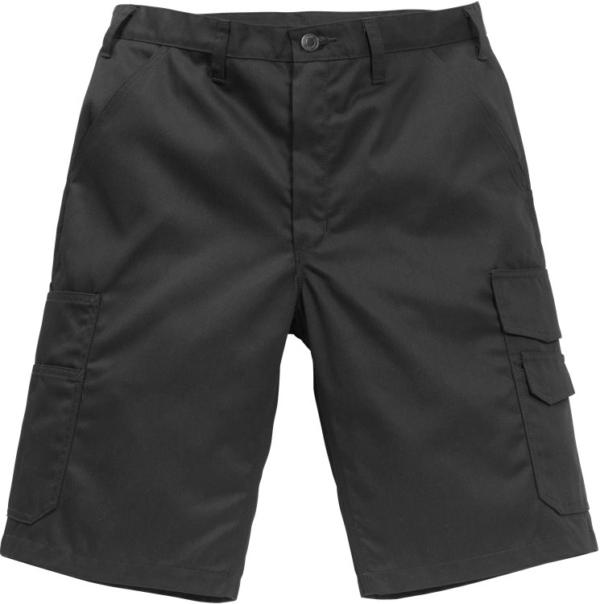 Fristads - Shorts 2508 P154 Schwarz C44