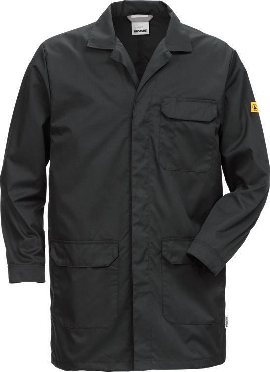 Fristads - ESD Mantel 3080 ELP Schwarz XS