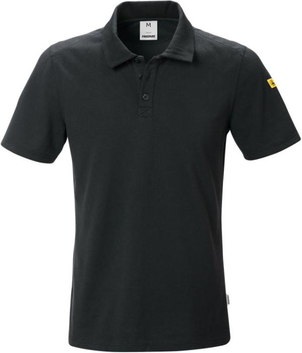 Fristads - ESD Poloshirt 7080 XPM Schwarz XS