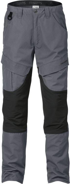 Fristads - Service Stretch-Hose 2526 PLW Grau/Schwarz C42