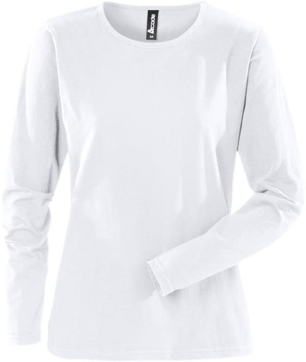 Fristads - Acode T-Shirt Langarm Damen 1927 ELA Weiß XS
