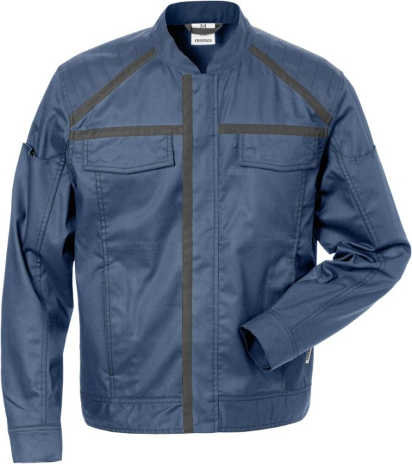 Fristads - Jacke 4555 STFP Blau XS