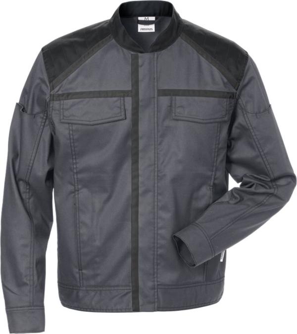 Fristads - Jacke 4555 STFP Grau/Schwarz XS