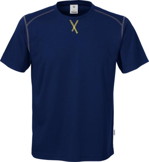 Fristads - 37,5™ T-Shirt 7404 TCY Marineblau 3XL
