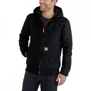 Carhartt - DUCK ACTIVE JACKET XXL BLACK