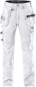 Fristads - Handwerkerhose 2122 CYD Weiß D120