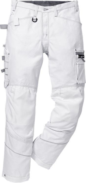 Fristads - Hose 2123 CYD Weiß D112