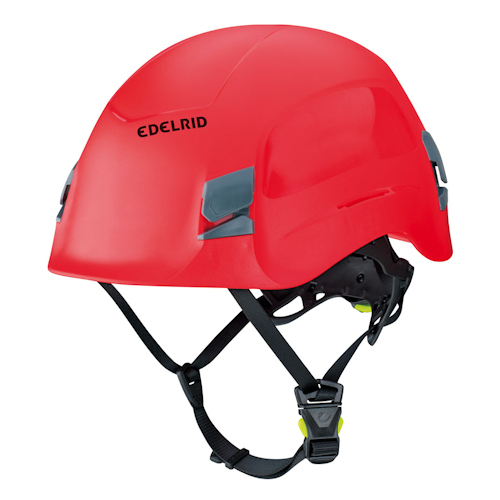 EDELRID SERIUS HEIGHT WORK 4-FARBEN Rot