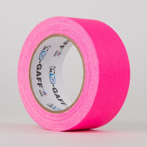 Fluoreszierendes Gaffa Tape PINK