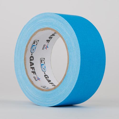 Fluoreszierendes Gaffa Tape Blau