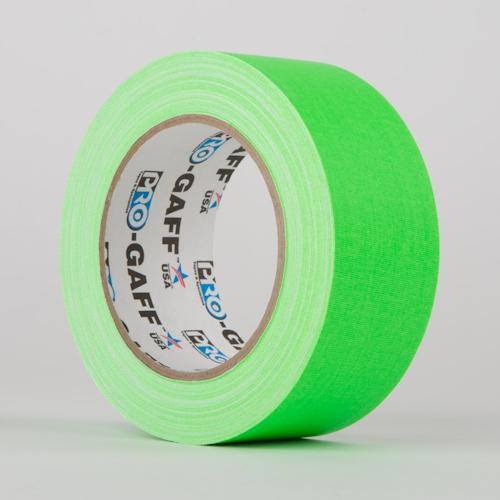Fluoreszierendes Gaffa Tape Grün