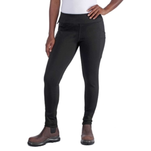 Carhartt - FORCE LIGHTWEIGHT UTILITY LEGGING BLACK XL