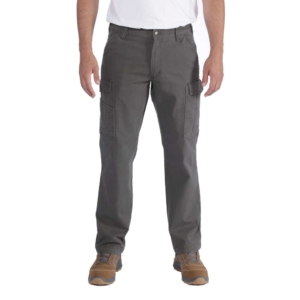 Carhartt - RUGGED FLEX RIGBY CARGO PANT W42/L32 SHADOW