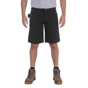 Carhartt - STEEL SHORT BLACK W44