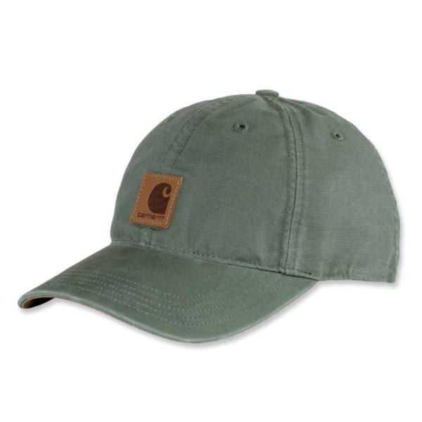 Carhartt - ODESSA CAP OFA MUSK GREEN