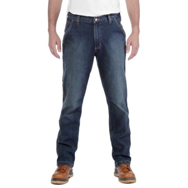 Carhartt - RUGGED FLEX RELAXED DUNGAREE JEAN W30/L30 SUPERIOR