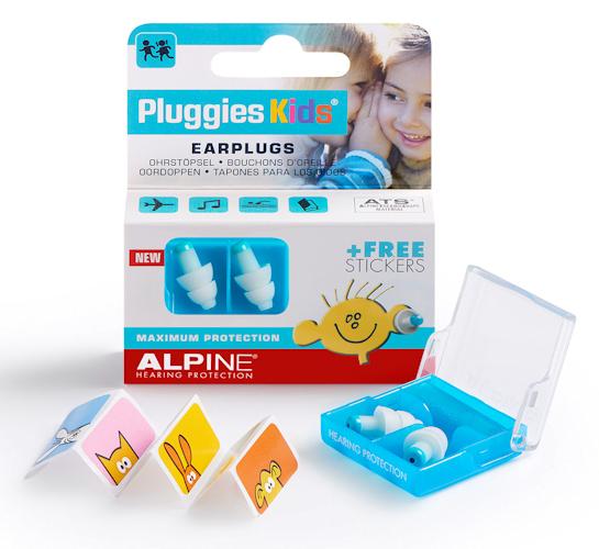 Alpine - PLUGGIES KIDS EARPLUG