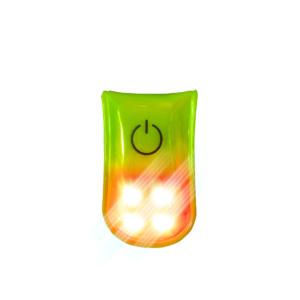 HV07 - Magnetischer LED-Clip Gelb