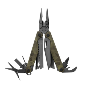 Leatherman - Charge® Plus CAMO FOREST / HOLSTER NYLON BLACK