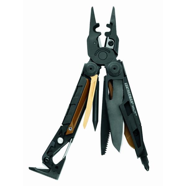 Leatherman - Mut® Eod BLACK / HOLSTER MOLLE BROWN
