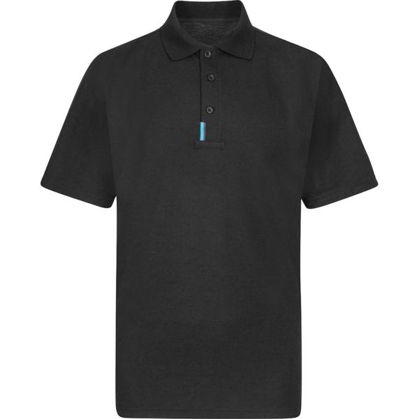T720 - WX3 Poloshirt XL BLACK