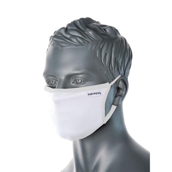 PO-CV30 Face Mask weiss