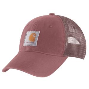 BUFFALO CAP, OFA, RAISIN RED OFA