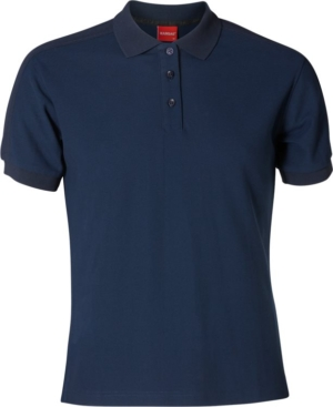 Evolve Poloshirt Damen, XS, Blau/Dunkel Blau Dunkelblau 3XL
