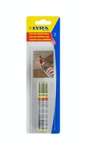 Blister LYRA Dry Ersatzminen graphit 2B V10